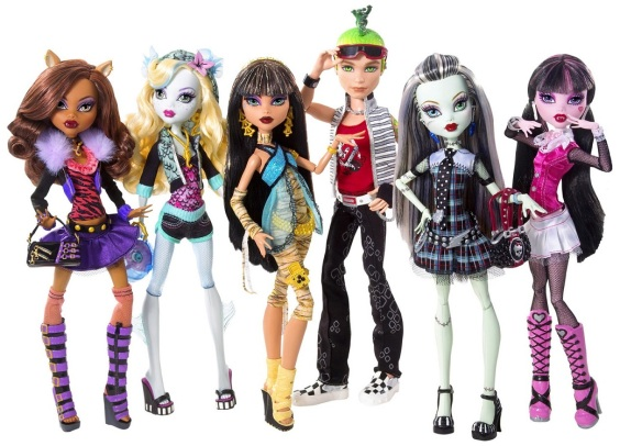 monster high bebecruz